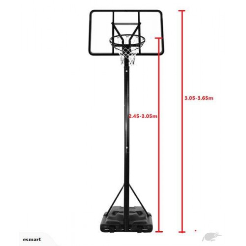 New Basketball Hoop And Stand System Free Shipping