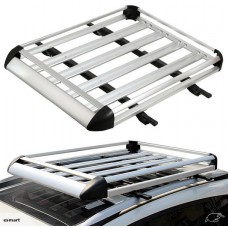 Aluminum Universal Roof Rack Basket/Car Top Luggage
