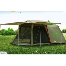 One bedroom with one living room tent-Free shipping
