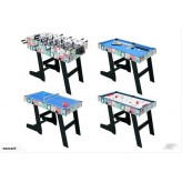 Luxury 4 in 1 Multi Sports Game Table-Free shipping