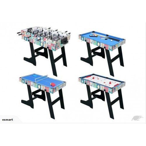 Luxury 4 In 1 Multi Sports Game Table Free Shipping