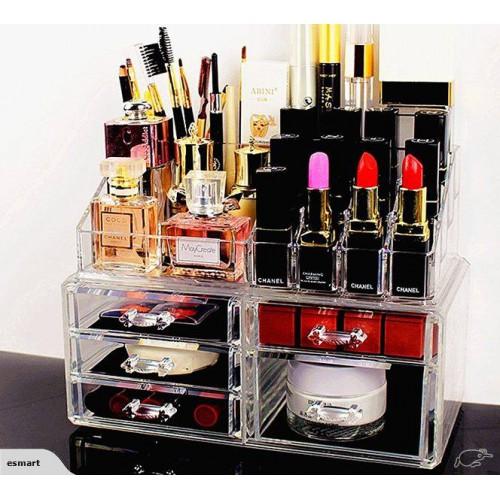 Acrylic Makeup Drawer Case Storage Free Shipping