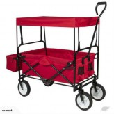 Double Layers Folding Wagon With Canopy-Free shipping