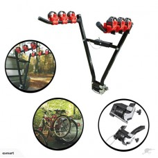 Bike Rack for Towbar car