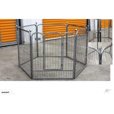 Heavy Duty DOG PEN ENCLOSURE-Large