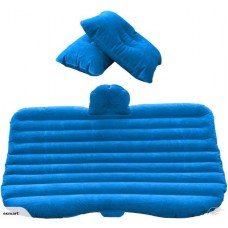 Car Travel Inflatable Air Bed-Blue-Free shipping