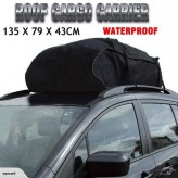 Universal Car Roof Top Rack Bag Cargo Carrier Luggage Storage-Free shipping.