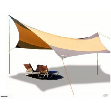Big 550 x 560cm FLYTOP Shelter Fly-Free shipping