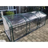 New Designed Tunnel Greenhouse 3.7m-Free shipping