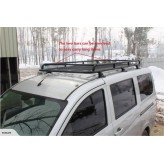 New 1.4 Metres Long Universal Roof Rack Basket-Free shipping