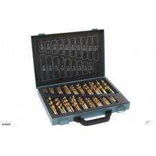 170-Piece Pro Series Titanium Coated Drill Bit Set-Free shipping