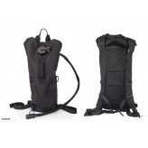 2.5L Hydration Water Backpack-Black