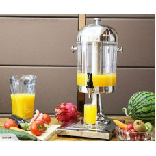 Stainless Steel Juice Dispenser 8L