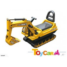 Kids Excavator Digger Ride On Toy Truck-Free shipping