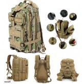 Outdoor Tactical Sports Travel Backpack - CP
