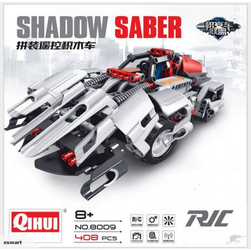 RC Building Blocks Brick- Shadow Saber 8009-Free shipping