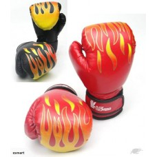 Kids One Pair Professional Boxing Gloves-Free shipping