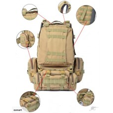 Outdoor Military Molle Army Tactical Backpack